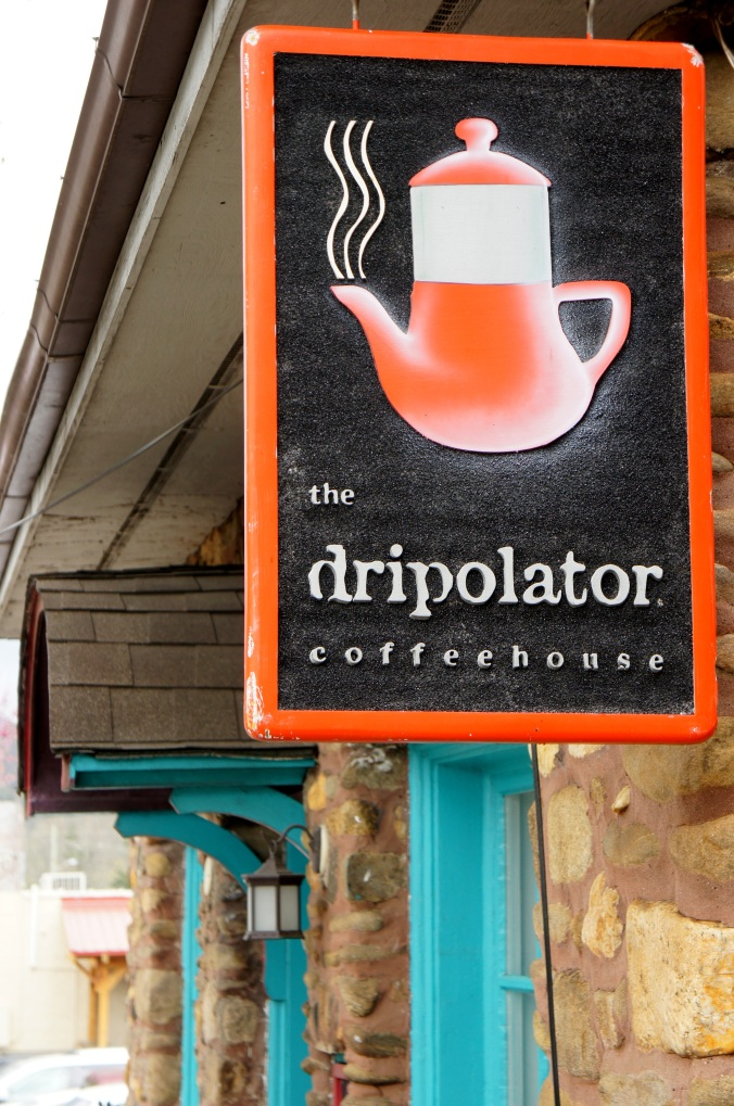 If you're ever in Black Mountain, stop by here for a cuppa!